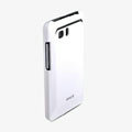 ROCK Colorful Glossy Cases Skin Covers for HTC Raider 4G X710E G19 - White