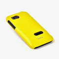 ROCK Colorful Glossy Cases Skin Covers for HTC Vigor Rezound ADR6425 - Yellow