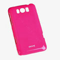 ROCK Colorful Glossy Cases Skin Covers for HTC X310e Titan - Red