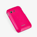 ROCK Colorful Glossy Cases Skin Covers for Samsung S5360 Galaxy Y I509 - Red