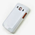 ROCK Colorful Glossy Cases Skin Covers for Samsung S5690 Galaxy Xcover - White