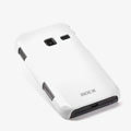 ROCK Colorful Glossy Cases Skin Covers for Samsung S5820 - White