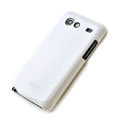 ROCK Colorful Glossy Cases Skin Covers for Samsung i9070 Galaxy S Advance - White