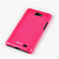 ROCK Colorful Glossy Cases Skin Covers for Samsung i9103 Galaxy R - Red
