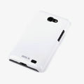 ROCK Colorful Glossy Cases Skin Covers for Samsung i9103 Galaxy R - White