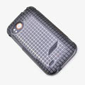 ROCK Magic cube TPU soft Cases Covers for HTC Vigor Rezound ADR6425 - Black