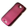 ROCK Naked Shell Hard Cases Covers for HTC ONE S Ville Z520E - Red