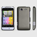 ROCK Naked Shell Hard Cases Covers for HTC Salsa G15 C510e - Gray