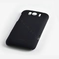 ROCK Naked Shell Hard Cases Covers for HTC Sensation XL Runnymede X315e G21 - Black