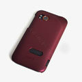 ROCK Naked Shell Hard Cases Covers for HTC Vigor Rezound ADR6425 - Red