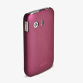 ROCK Naked Shell Hard Cases Covers for Samsung S5360 Galaxy Y I509 - Red
