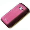 ROCK Naked Shell Hard Cases Covers for Samsung S5380 Wave Y - Red