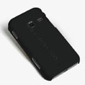 ROCK Naked Shell Hard Cases Covers for Samsung S5820 - Black