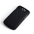 ROCK Naked Shell Hard Cases Covers for Samsung i8150 Galaxy W - Black