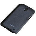 ROCK Quicksand Hard Cases Skin Covers for Samsung E120L GALAXY S2 SII HD LTE - Black