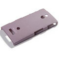 ROCK Quicksand Hard Cases Skin Covers for Sony Ericsson LT22i Xperia P - Purple