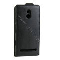 Leather Cases Support Holster Cover For Sony Ericsson LT22i Xperia P - Black