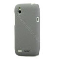Tourmate Quicksand Hard Cases Skin Covers for HTC T328W Desire V - Gray