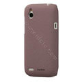 Tourmate Quicksand Hard Cases Skin Covers for HTC T328W Desire V - Purple