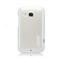 Nillkin Colorful Hard Cases Skin Covers for HTC A320e Desire C - White