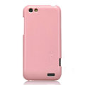 Nillkin Colorful Hard Cases Skin Covers for HTC One V Primo T320e - Pink