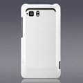Nillkin Colorful Hard Cases Skin Covers for HTC Raider 4G X710E G19 - White