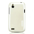 Nillkin Colorful Hard Cases Skin Covers for HTC T328W Desire V - White