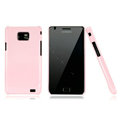 Nillkin Colorful Hard Cases Skin Covers for Samsung i9100 i9108 i9188 Galasy S2 - Pink