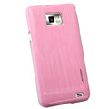 Nillkin Dynamic Color Hard Cases Skin Covers for Samsung i9100 i9108 i9188 Galasy S2 - Pink