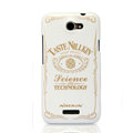 Nillkin Free Life Hard Cases Skin Covers for HTC One X Superme Edge S720E G23 - Jack