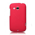 Nillkin Matte Hard Cases Skin Covers for HTC A320e Desire C - Red