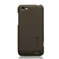 Nillkin Matte Hard Cases Skin Covers for HTC One V Primo T320e - Brown