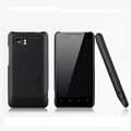 Nillkin Matte Hard Cases Skin Covers for HTC Raider 4G X710E G19 - Black