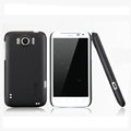 Nillkin Matte Hard Cases Skin Covers for HTC Sensation XL Runnymede X315e G21 - Black