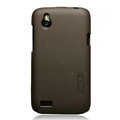 Nillkin Matte Hard Cases Skin Covers for HTC T328W Desire V - Brown