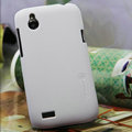 Nillkin Matte Hard Cases Skin Covers for HTC T328W Desire V - White