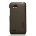 Nillkin Matte Hard Cases Skin Covers for HTC T328d Desire VC- Brown