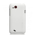 Nillkin Matte Hard Cases Skin Covers for HTC T328d Desire VC- White