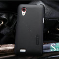 Nillkin Matte Hard Cases Skin Covers for HTC T328t Desire VT - Black
