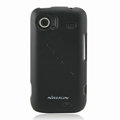 Nillkin Super Matte Hard Cases Skin Covers for HTC 7 Mozart HD3 T8698 - Black