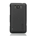 Nillkin Super Matte Hard Cases Skin Covers for HTC X310e Titan - Black