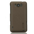 Nillkin Super Matte Hard Cases Skin Covers for HTC X310e Titan - Brown