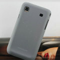 Nillkin Super Matte Hard Cases Skin Covers for Samsung i9000 Galaxy S i9001 - Gray