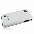 Nillkin Super Matte Hard Cases Skin Covers for Samsung i909 - White