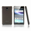 Nillkin Super Matte Hard Cases Skin Covers for Samsung i997 infuse 4G - Brown
