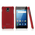 Nillkin Super Matte Hard Cases Skin Covers for Samsung i997 infuse 4G - Red