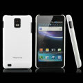 Nillkin Super Matte Hard Cases Skin Covers for Samsung i997 infuse 4G - White