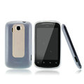 Nillkin Super Matte Rainbow Cases Skin Covers for HTC Explorer Pico A310e - White