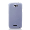 Nillkin Super Matte Rainbow Cases Skin Covers for HTC One X Superme Edge S720E G23 - White