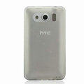 Nillkin Super Matte Rainbow Cases Skin Covers for HTC T9199 - White